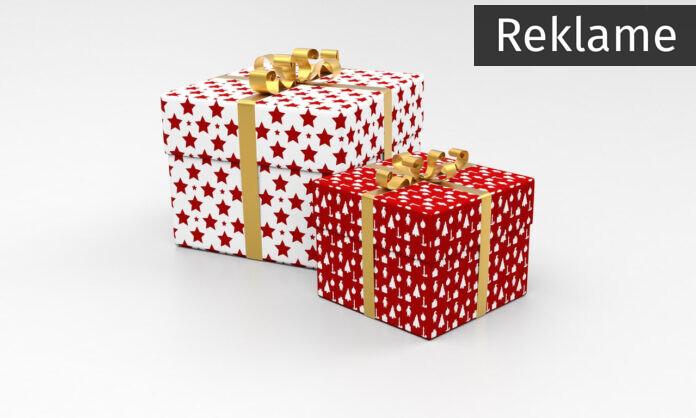 To flotte gaver